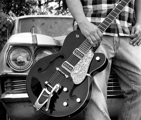 David Stanley guitar teaching in Wahroonga